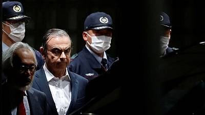 Ex-Nissan boss Ghosn granted $4.5 million bail, with curbs on contacting wife
