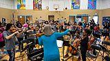 A Baltimore, des violons pour lutter contre la violence