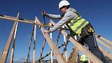 Taylor Wimpey warns on margins, British homebuilders slump