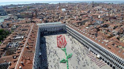 25 Aprile:a Venezia il dono del 'bocolo'