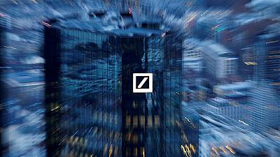 Deutsche Bank says to post first-quarter profit above expectations