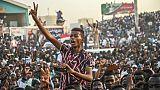 Soudan: une foule immense déferle à Khartoum pour réclamer un pouvoir civil