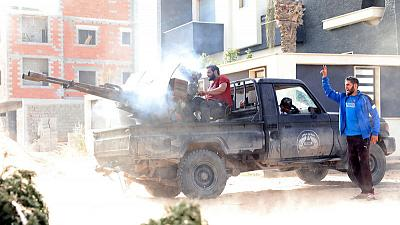 Migrants evacuated as confident Tripoli fighters tell Haftar - 'we are coming'