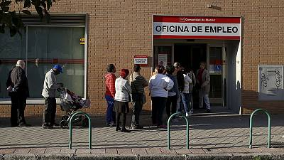 Spanish unemployment rises after election debate clash over jobs