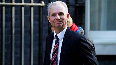 Britain will not use high-risk vendors in critical parts of 5G networks - Lidington