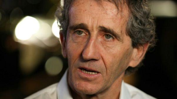 """Alain Prost: la F1 est toujours """"d'actualité, sans aucun doute"""""""