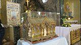 Reliquie Bernardette Lourdes in Italia