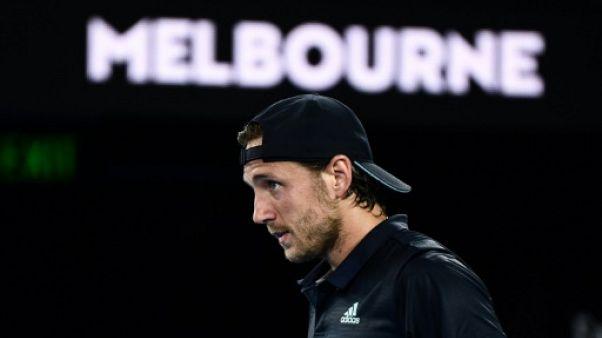 Tennis: Pouille, le nouveau trou noir