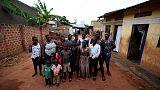 Ugandan mum of multiple quadruplets struggles to provide for 38 kids