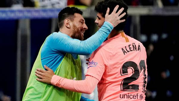 Title homecoming awaits untouchable Barcelona