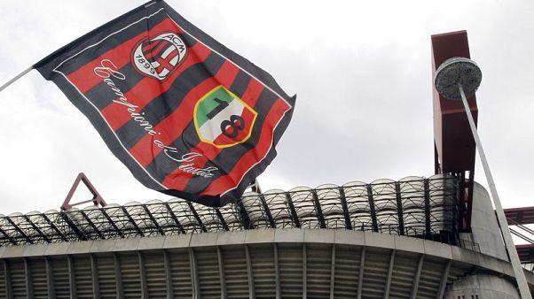 Milan looking over their shoulders in 50 million euro race