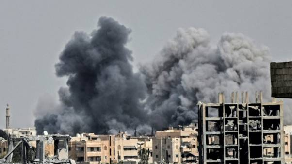 Syrie: la coalition anti-EI a tué 1.600 civils à Raqa durant son offensive en 2017 (rapport)