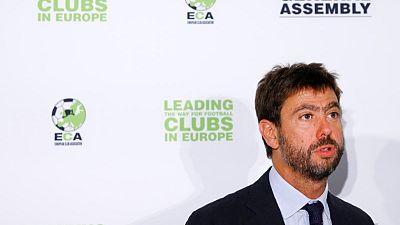 Clubs invited to discuss 'pyramidal pan-European league'