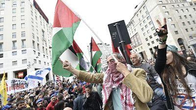 Contestata la Brigata Ebraica a Milano