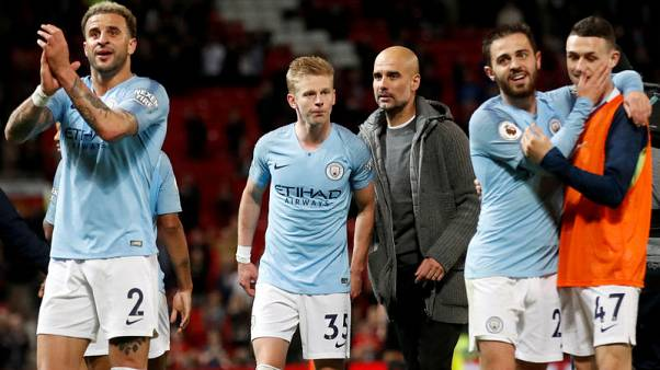 United miles behind as City and Liverpool take title to the wire