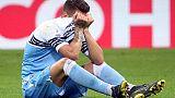 Lazio: doppio infortunio per Milinkovic