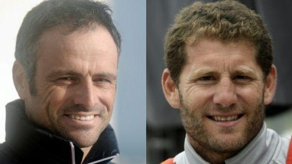 Voile: Cammas et Caudrelier, duo de haut vol à la tête du Maxi Edmond de Rothschild