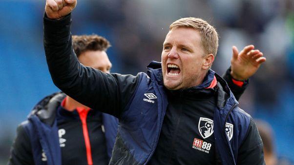Hasenhuettl praises Bournemouth's Howe for 'fantastic job' this season