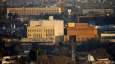 Exclusive - U.S. accelerates plan to drastically downsize Kabul embassy: sources