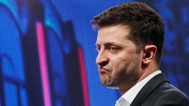 Ukraine's president-elect says being blocked from calling snap poll