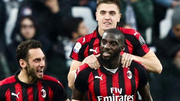 """Italie: l'AC Milan dénonce """"de graves épisodes racistes"""""""