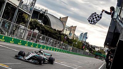 Baku keen to return to June date for F1 race
