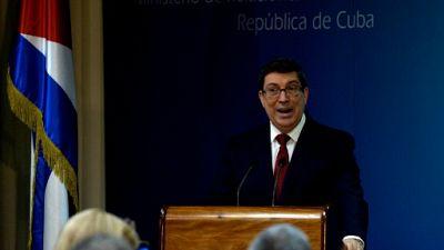 """Les Etats-Unis veulent """"asphyxier"""" Cuba et punir son peuple"""