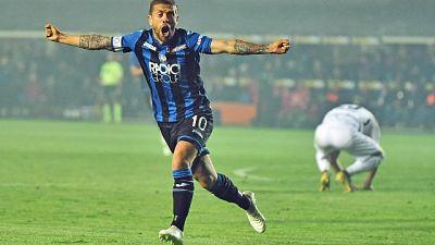 Coppa Italia: finale è Atalanta-Lazio