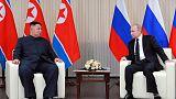Kim Jong Un says peace on Korean peninsula depends on U.S. attitude - KCNA