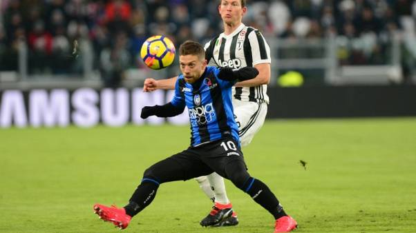 Gomez strike sends dark horses Atalanta to Coppa Italia final