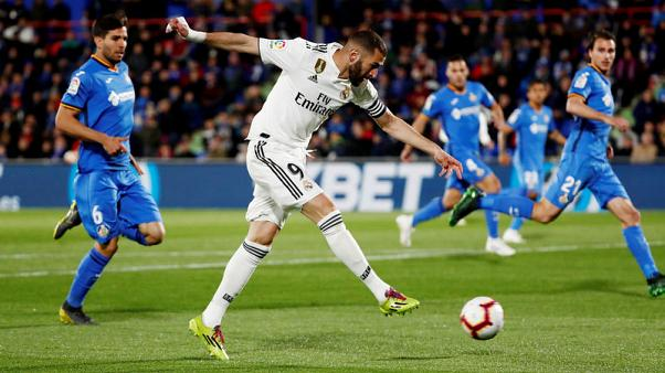 Underwhelming Madrid held to stalemate at Getafe
