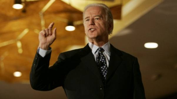 Plagiat, gaffes: les deux précédents essais présidentiels de Biden
