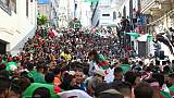 Manifestation contre le régime le 26 avril 2019 dans la capitale algérienne