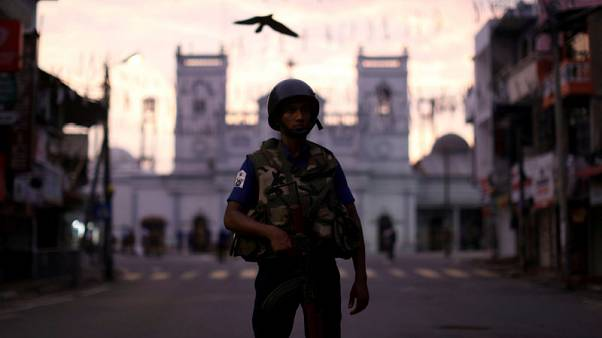 Sri Lanka police hunt 140 after Easter bombings as shooting erupts in east