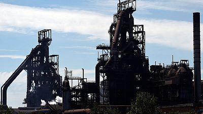 Tata Steel Europe unit fire under control, no major injuries