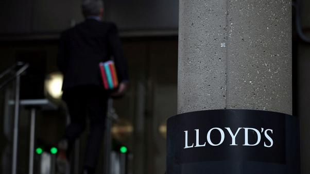 Lloyd's of London plots new course as storm clouds gather