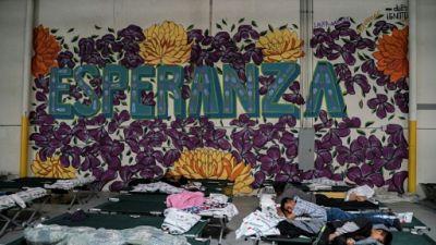 """A El Paso, au Texas, une """"Maison du réfugié"""" pour accueillir les migrants"""