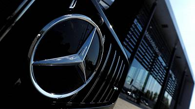 Daimler first quarter hurt by China slowdown, raw material costs