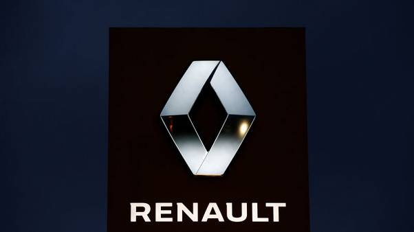 Renault quarterly sales hit by currency, Iran withdrawal