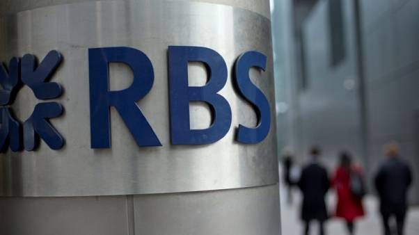 RBS posts better than expected first-quarter profits as CEO search gets underway