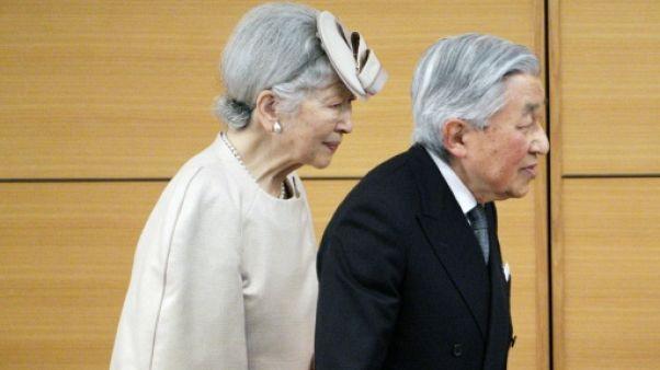 Japon: Akihito abdique le 30 avril, une première en 200 ans