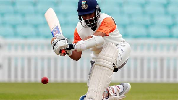 India's Rahane joins Hampshire after missing bus for World Cup