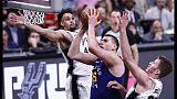 Nba, Spurs-Nuggets vanno a gara -7