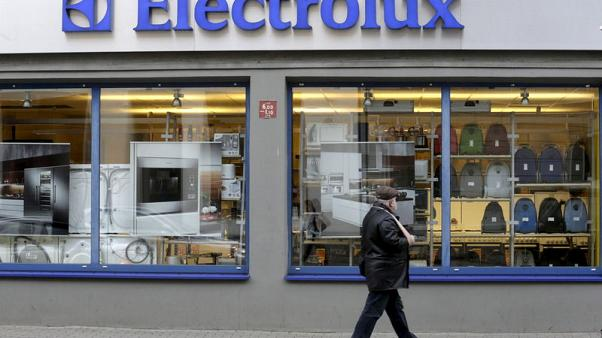 Electrolux cuts 2019 cost guidance after first-quarter profit beat