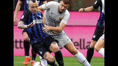 Nainggolan, Juventus squadra da battere