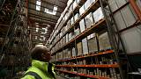UK factories stockpile for Brexit at fastest pace in at least 60 years - CBI