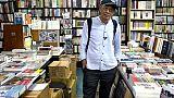 Un libraire de Hong Kong fuit à Taïwan pour échapper à la Chine