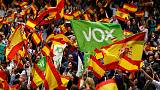 Far-right Vox party stirs swing vote talk as Spain's election looms