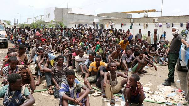 Thousands of migrants rounded up in southern Yemen - IOM
