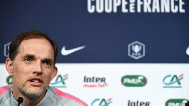 """Coupe de France: Tuchel se méfie des """"courageux"""" Rennais"""